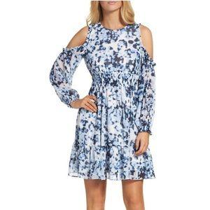 Eliza J Shoulder dress